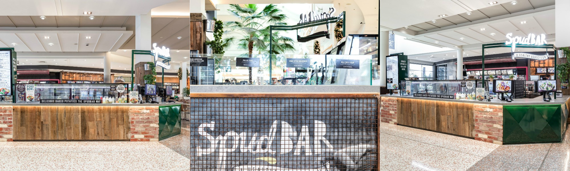 Excellent SpudBar Franchise For Sale in Busy Westfield Centre! (Our Ref: V1496)